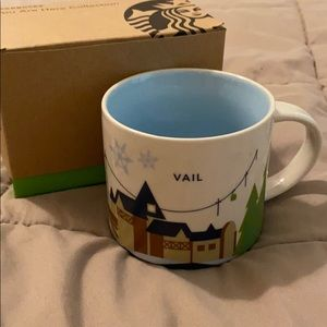 Starbucks You Are Here Vail Mug